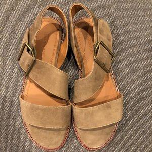 Nordstrom aldina stripy sandal
